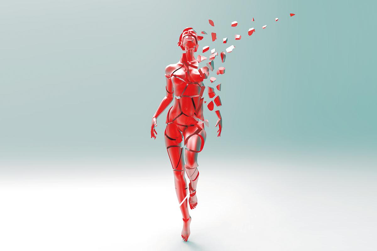 Obfite krwawienia miesiączkowe